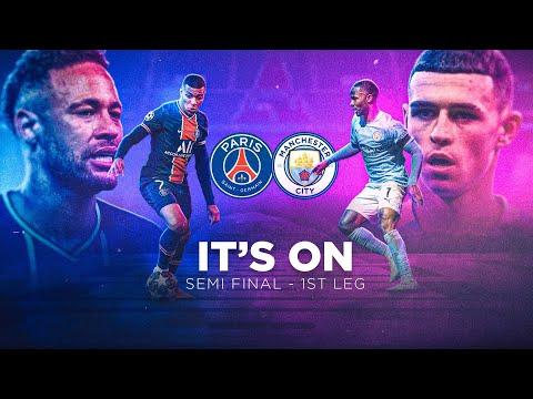 HEURE SEMI-FINALE |  CITY contre PSG