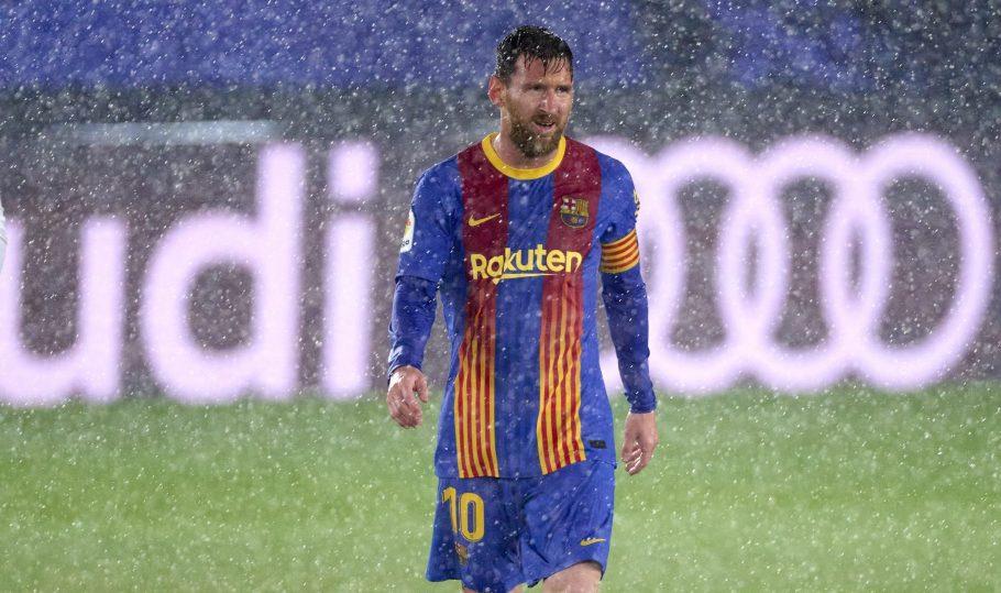 Lionel Messi et Joan Laporta discutent d'un contrat de 2 ans à conditions réduites avec US Future Integrated