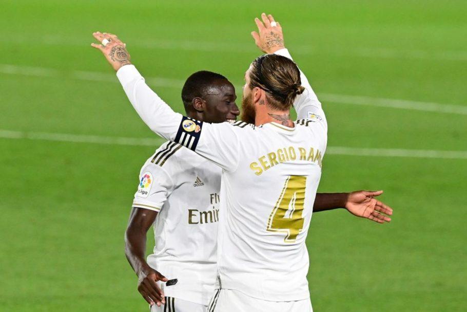 Mendy et Ramos de retour dans l'équipe du Real Madrid pour le match aller de Chelsea
