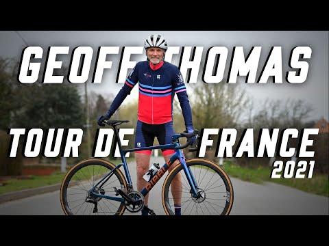 Geoff Thomas |  Tour de France 2021