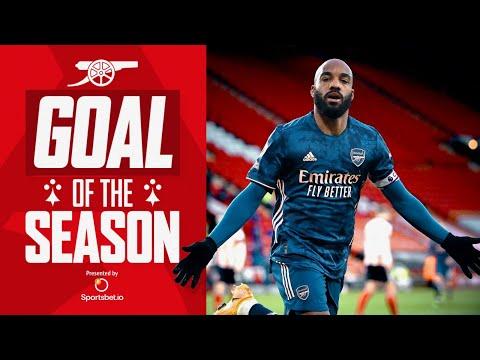 Qui a marqué le but de la saison d'Arsenal?  |  Lacazette, Miedema, Tierney, McCabe, Xhaka et plus