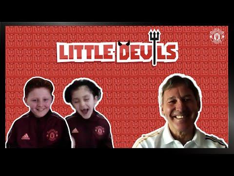Bryan Robson rejoint les petits diables |  Manchester United |  Épisode 4 |  NOUVELLE SÉRIE