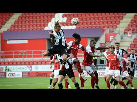 Rotherham United 1 Newcastle United 1    Faits saillants de la pré-saison