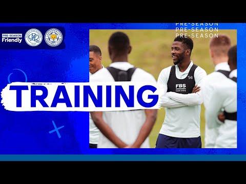 Les renards s'entraînent à Surrey avant le choc QPR    Leicester City en pré-saison