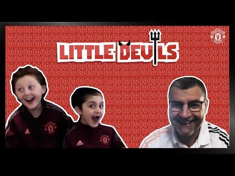 Denis Irwin rencontre les petits diables |  Manchester United |  Épisode 5 |  NOUVELLE SÉRIE