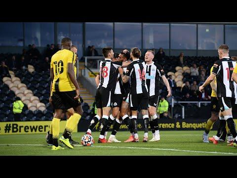 Burton Albion 0 Newcastle United 2    Faits saillants de la pré-saison