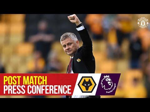 Conférence de presse d'après-match |  Loups 0-1 Manchester United |  Ole Gunnar Solskjaer