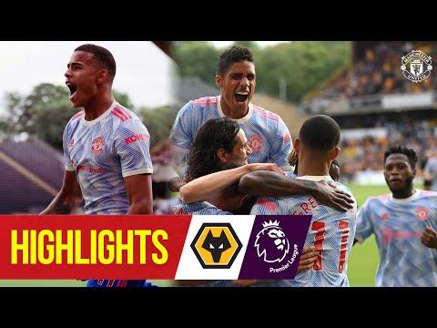 Greenwood & De Gea dans une victoire record |  Loups 0-1 Manchester United |  Points forts